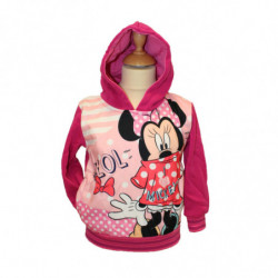 Sweat à capuche Fille - Minnie