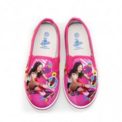 Chaussure en toile slip-on...