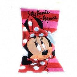 Serviette de plage en coton Minnie 360 grammes