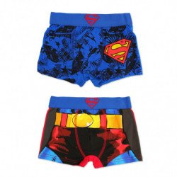 Lot 2 boxers Garçon - Superman