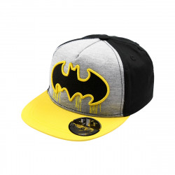 Casquette visière plate Batman