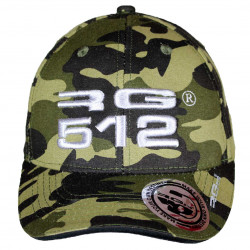 Casquette Camouflage RG512
