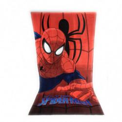 Serviette de plage en coton Spiderman 360 grammes