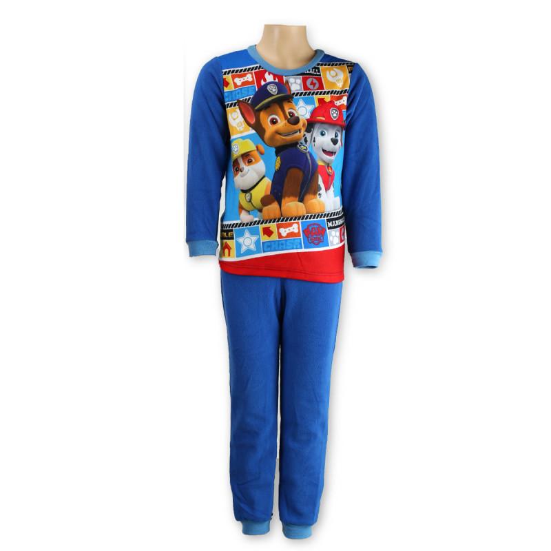 342974e8e0a5c Pyjama polaire La Pat Patrouille