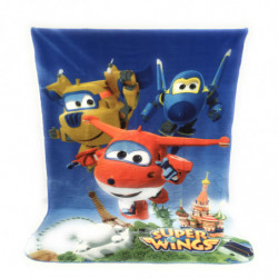 Couverture Polaire Super Wings