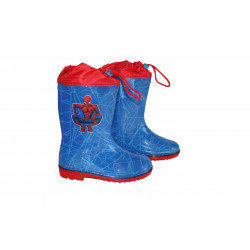 Bottes de pluie Spiderman