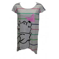 Maxi t-shirt manches...