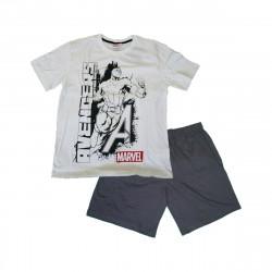 Ensemble pyjamas t-shirt +...