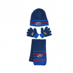 Ensemble bonnet + gants +...