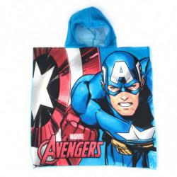 Poncho de bain microfibre Avengers