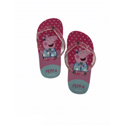 Tongs Peppa Pig fille
