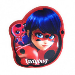 Coussin fantaisie Lady Bug