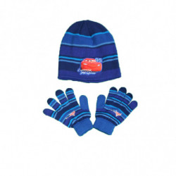 Ensemble bonnet + gants...