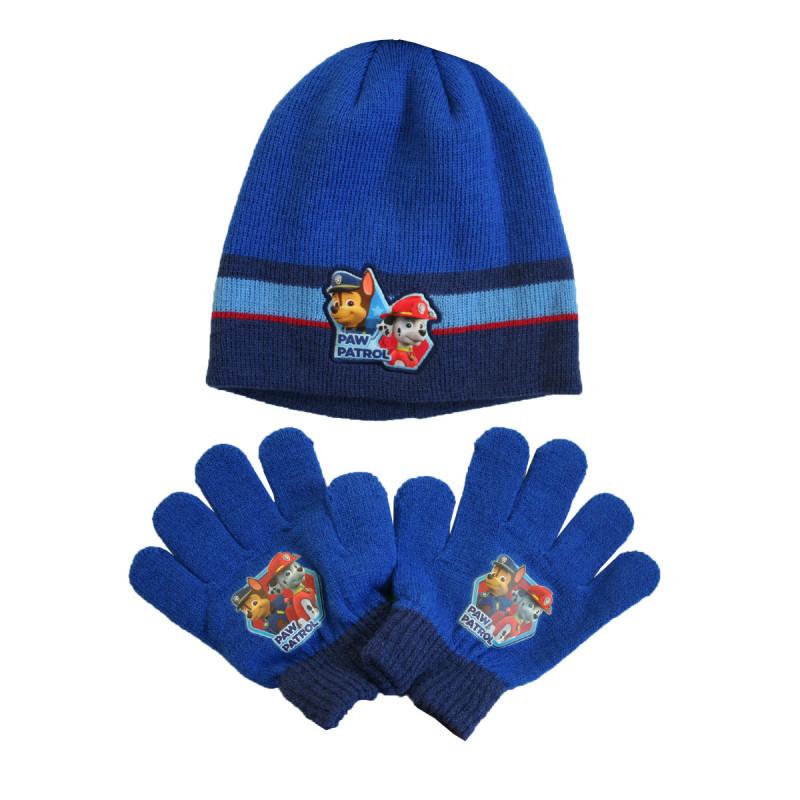 Ensemble bonnet + gants Garçon - Paw Patrol - La Pat Patrouille f1c22d34115